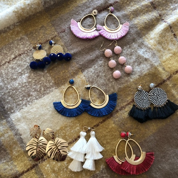 Target sugarfix by bauble bar earrings